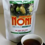 ジャワノニ茶葉2