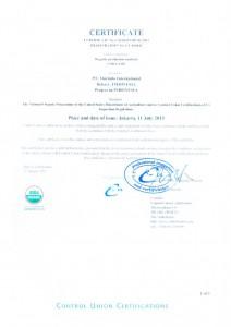 Organic Certificate 2013_0002