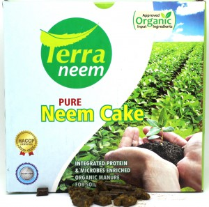 Neem Cake Pellet 1kg