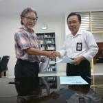 M&Kはインドネシア政府とMOU締結